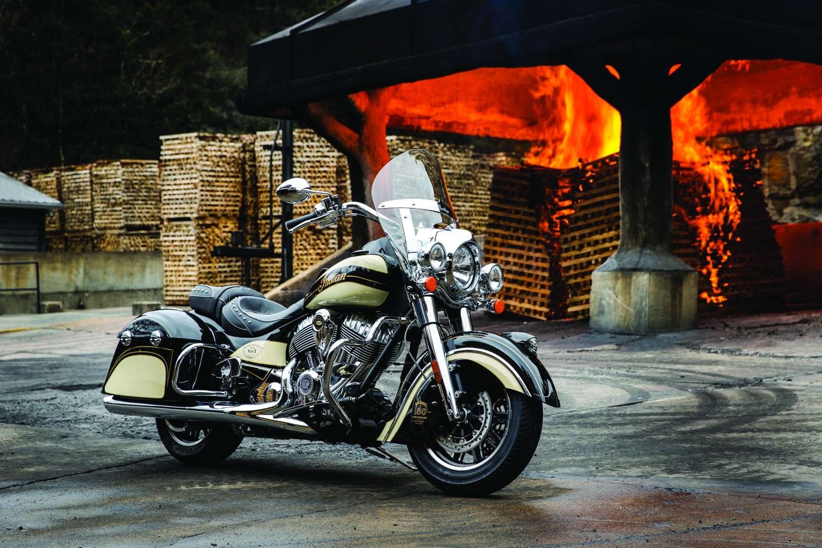Limited Edition Jack Daniels Indian Motorcycles
