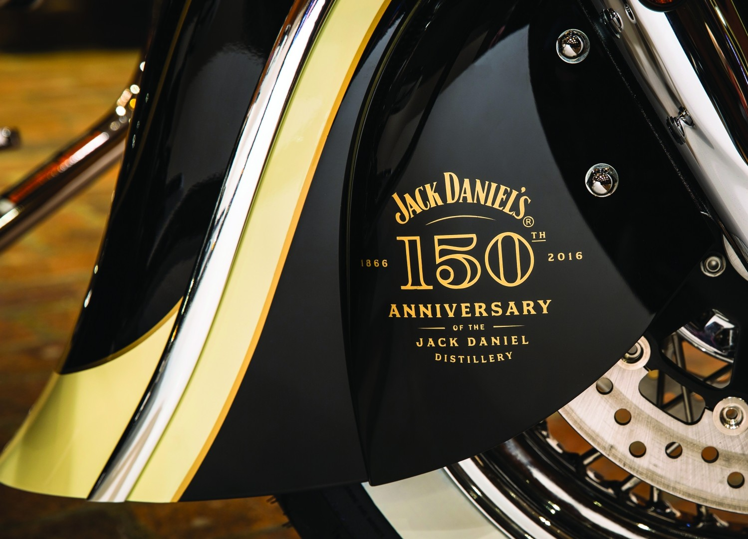 BMW Of Springfield >> Limited Edition Jack Daniel's Indian Springfield and ...