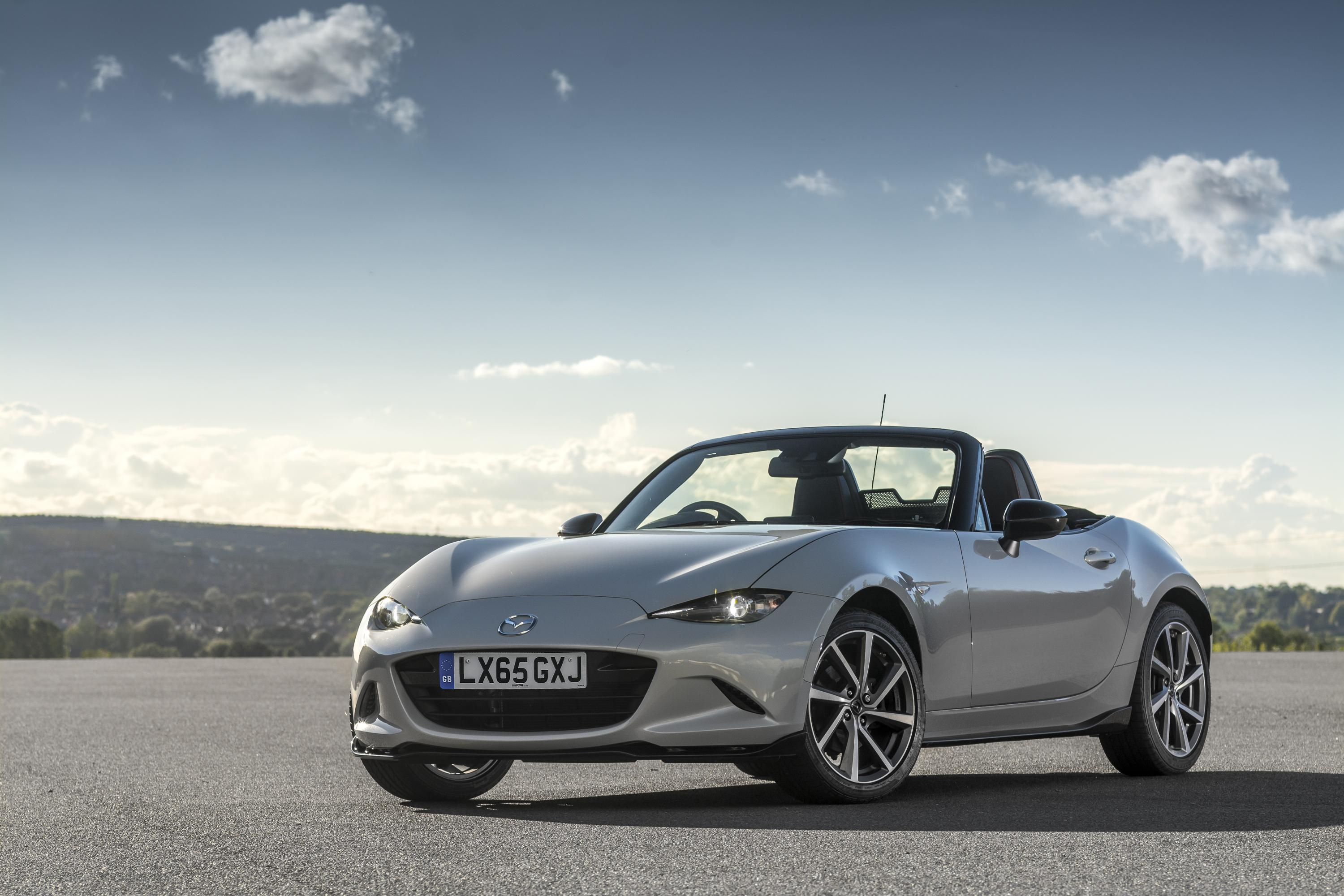 2016 mazda mx 5 sport recaro uk specification