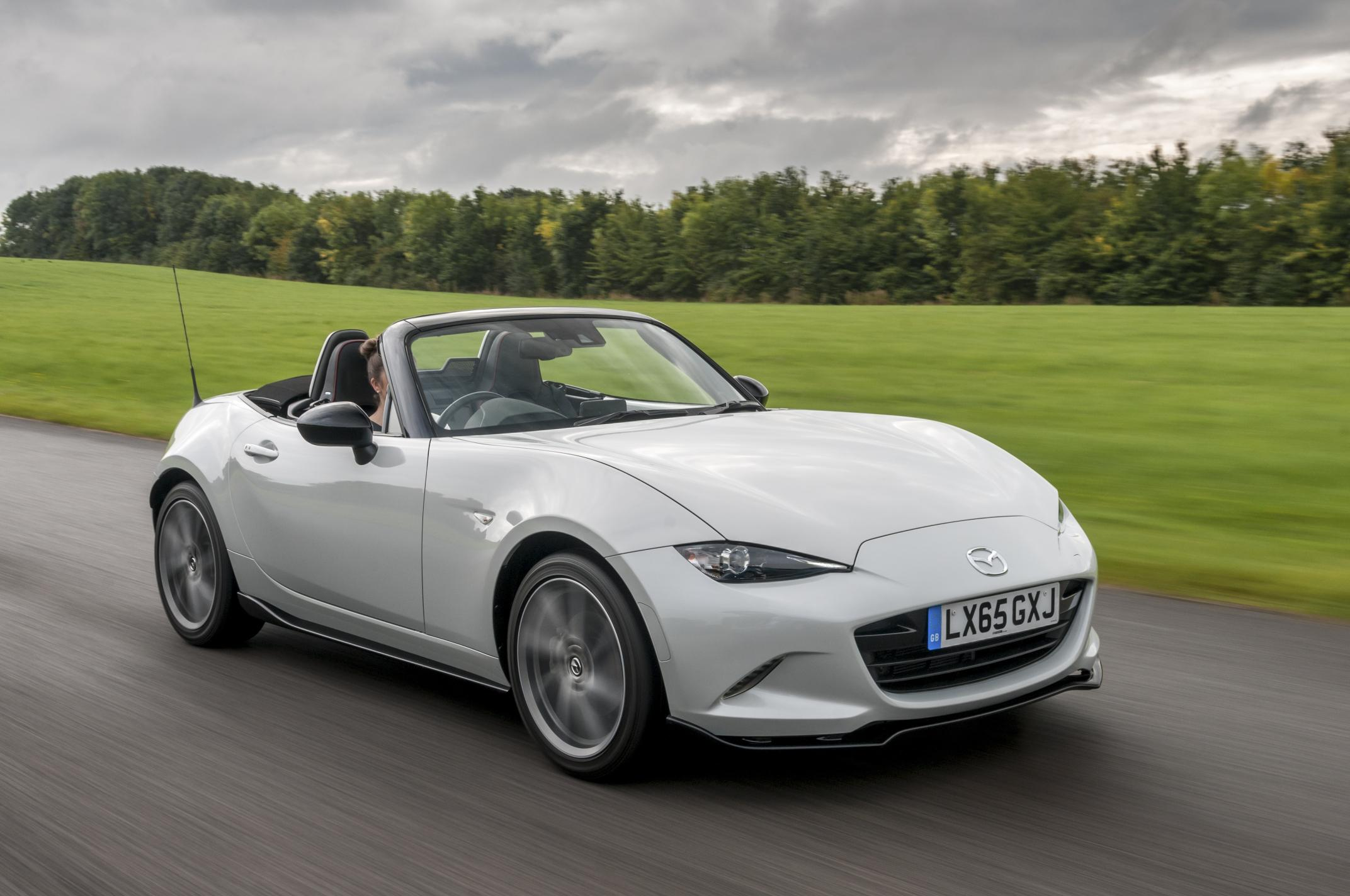 limited edition mazda mx 5 sport recaro is a drop dead. Black Bedroom Furniture Sets. Home Design Ideas