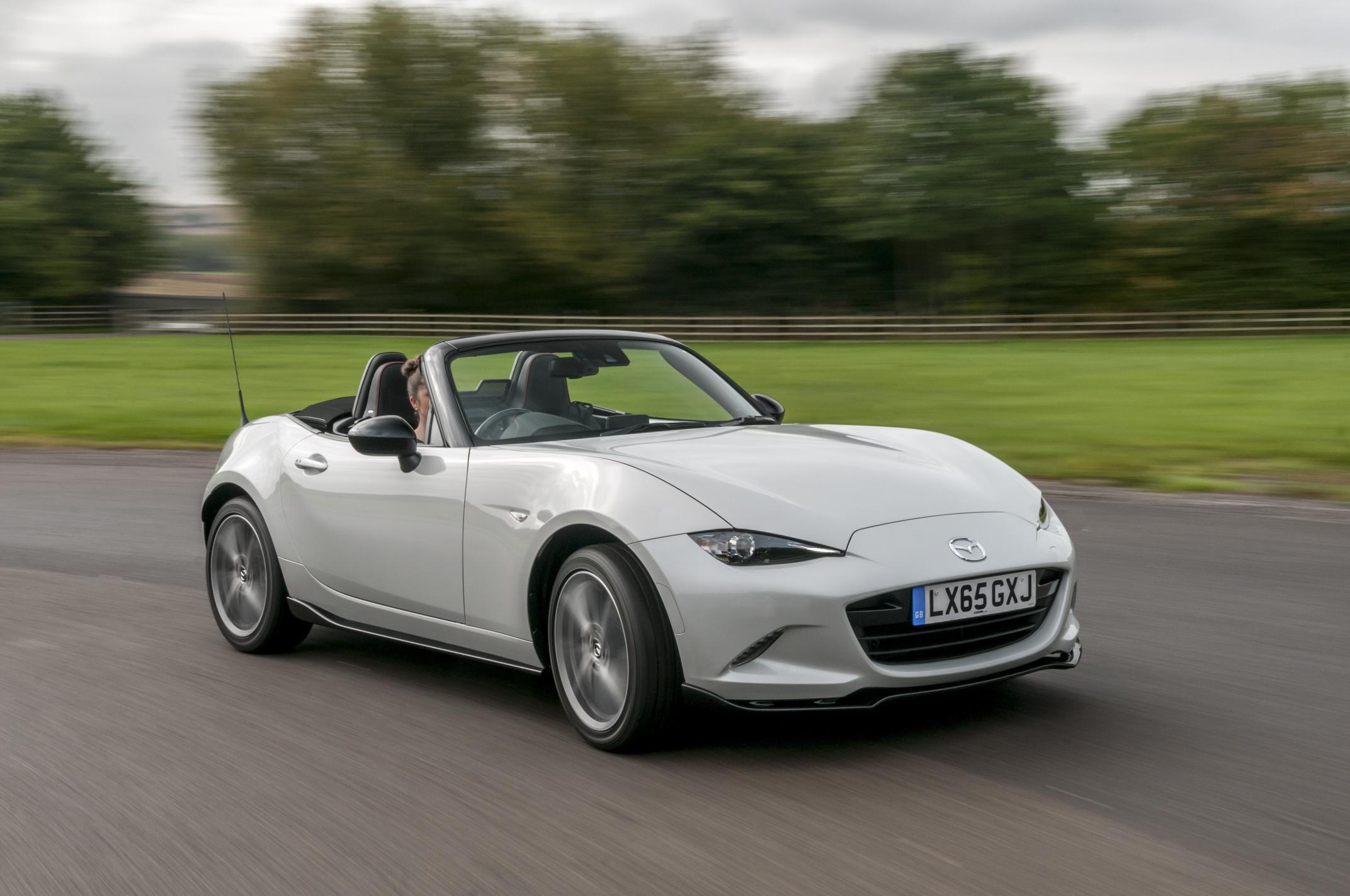 Limited Edition Mazda Mx 5 Sport Recaro Is A Drop Dead