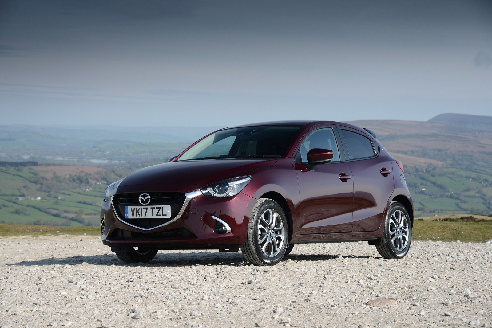 limited edition mazda2 model joins updated lineup in the. Black Bedroom Furniture Sets. Home Design Ideas