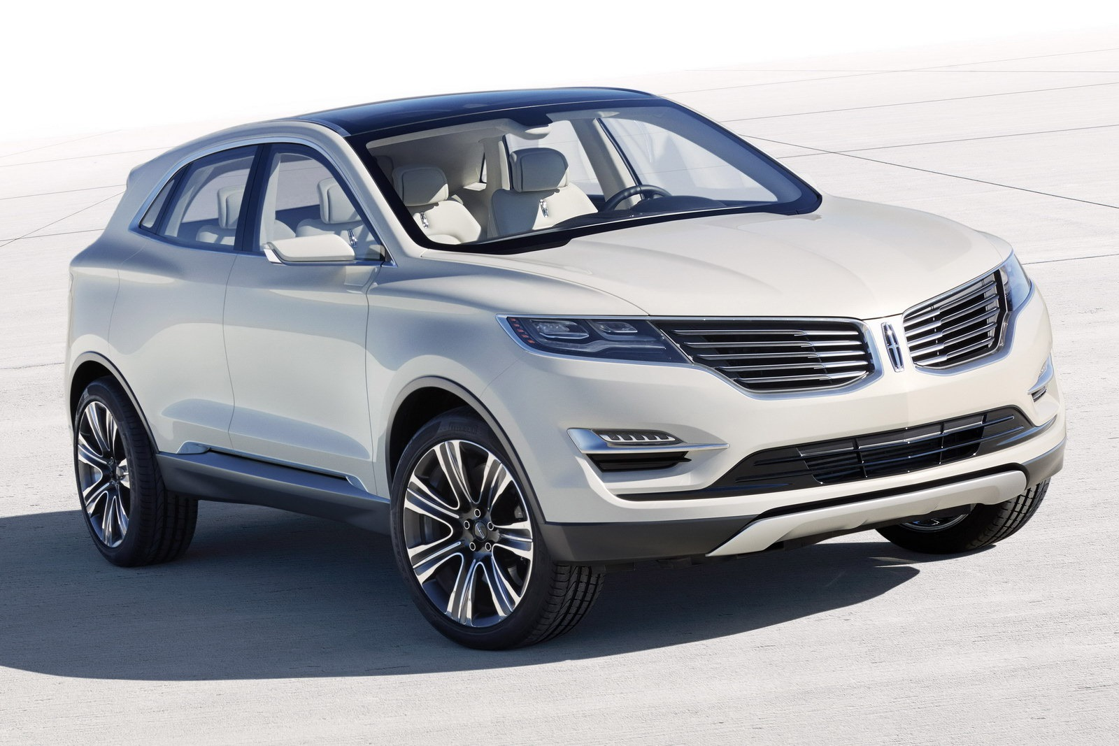 lincoln mkc concept unveiled autoevolution. Black Bedroom Furniture Sets. Home Design Ideas