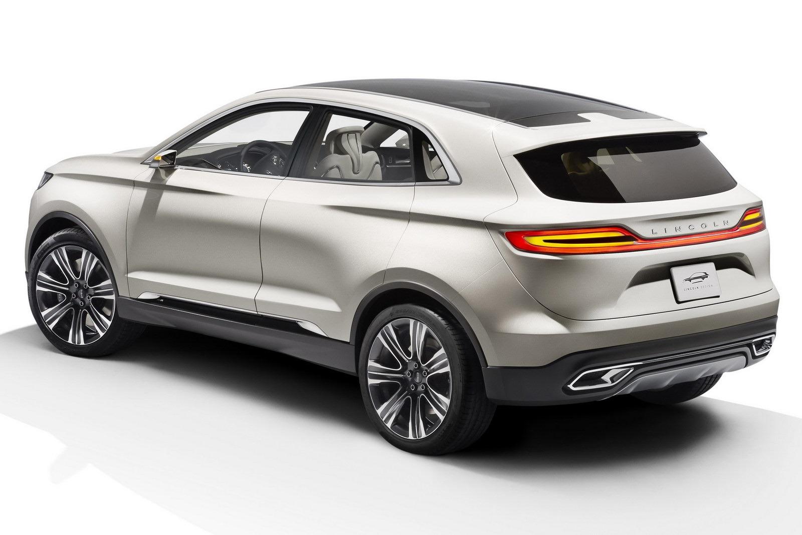 Lincoln mkc concept lincoln mkc concept