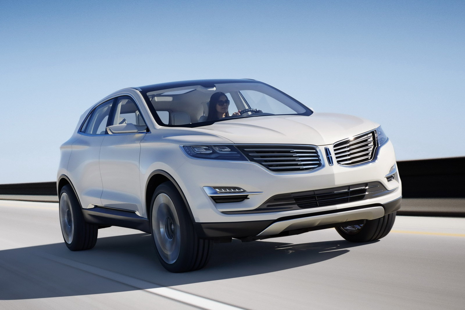 Lincoln Mkc Concept Unveiled Autoevolution