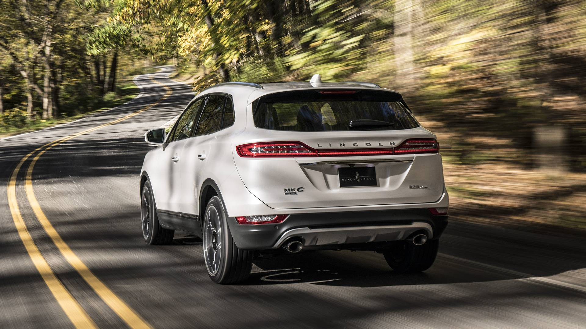Lincoln Mkc Successor Could Be Named Corsair Autoevolution