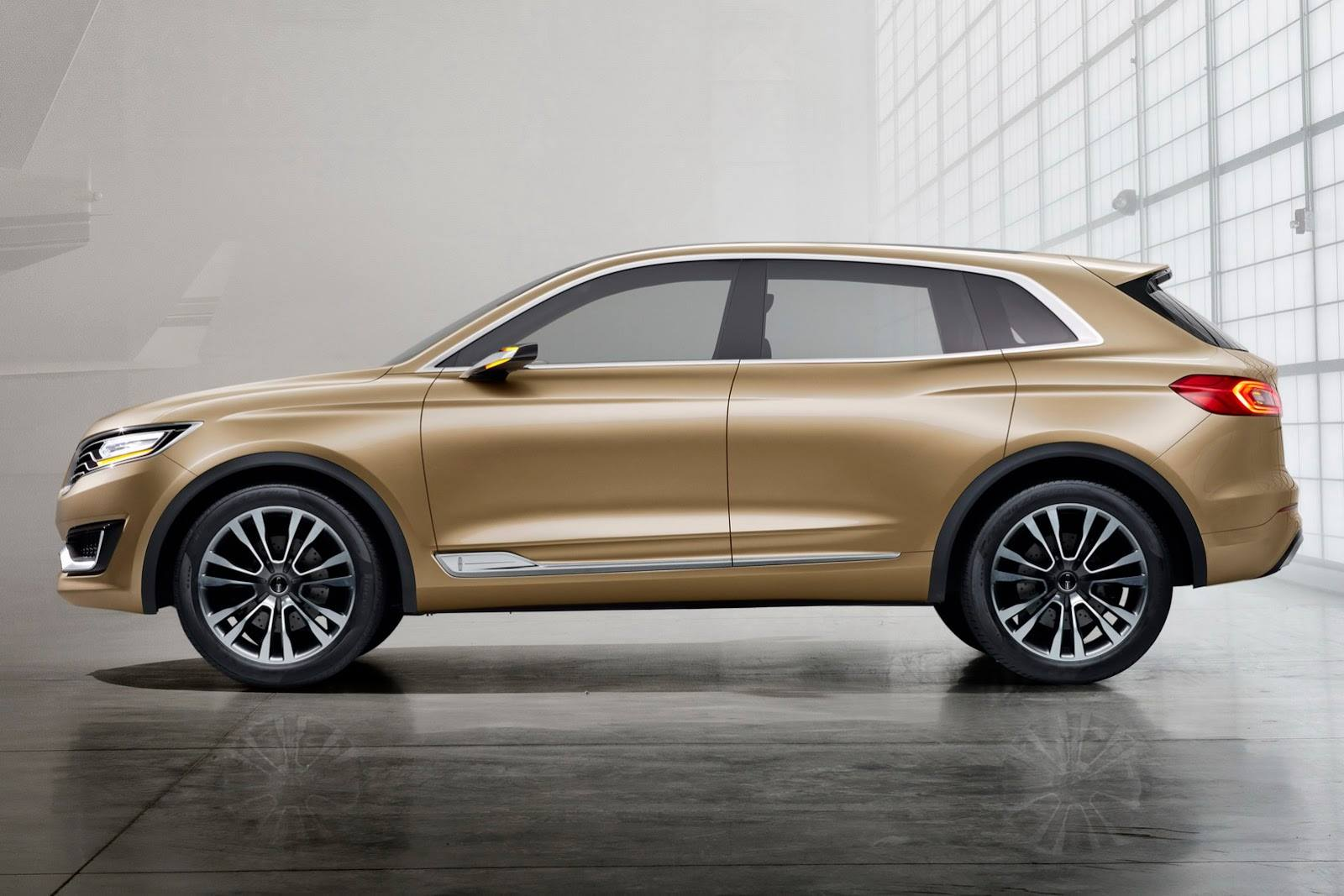 lincoln mkx concept exposed at the 2014 beijing auto show video autoevolution. Black Bedroom Furniture Sets. Home Design Ideas