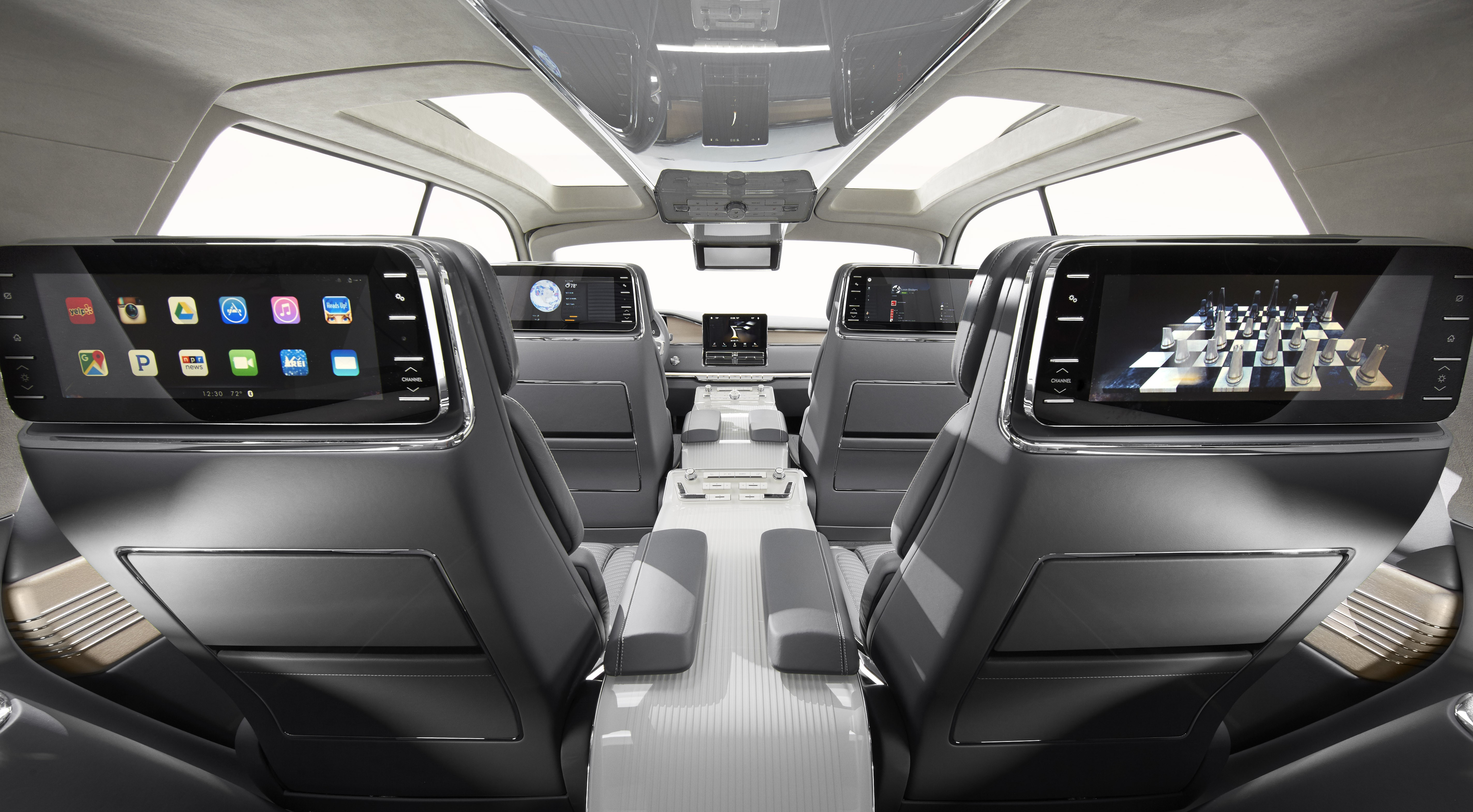 2018 lincoln navigator redesign. exellent redesign 2017 lincoln navigator concept interior  rear for 2018 lincoln navigator redesign n