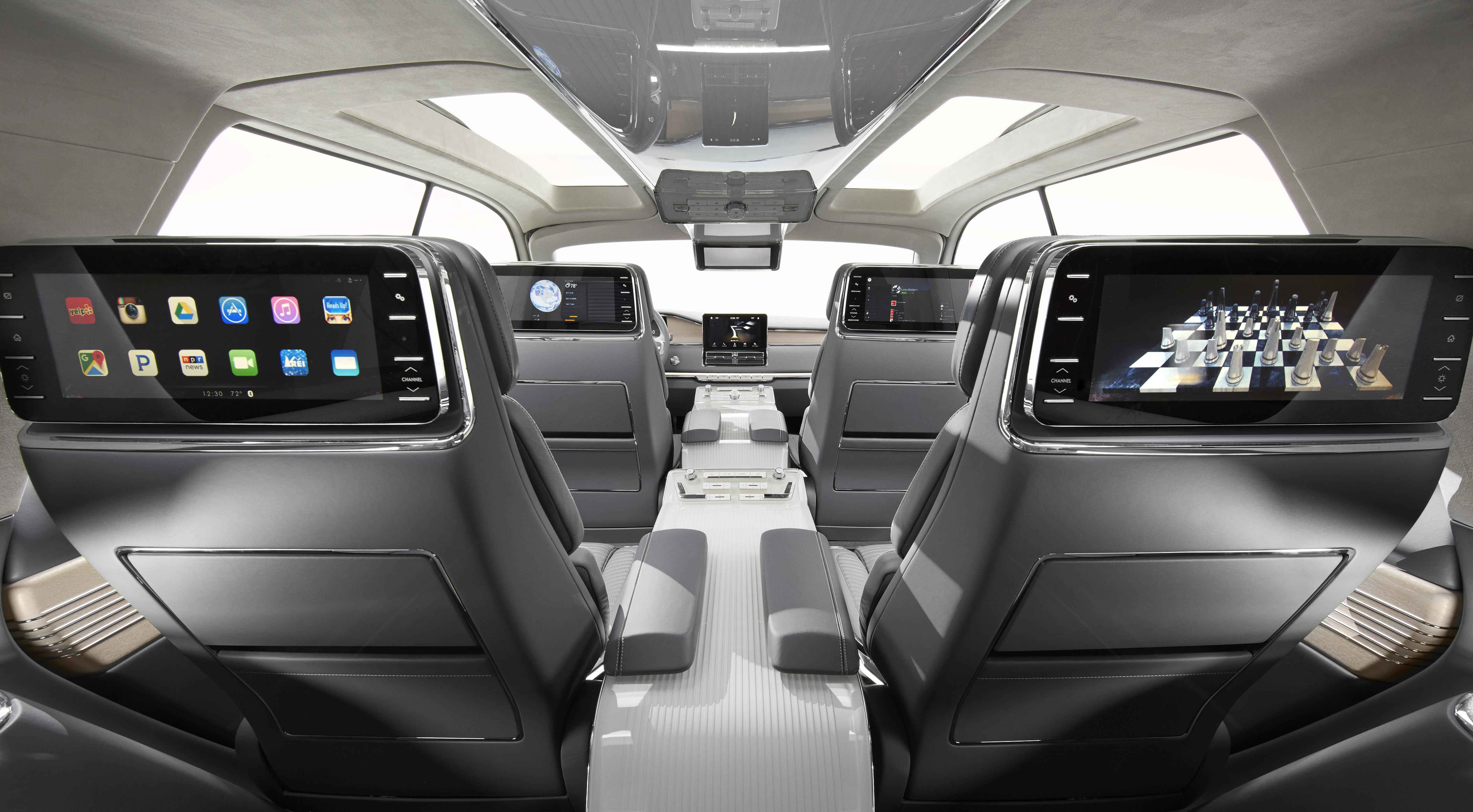 2018 Lincoln Navigator What We Know So Far Autoevolution