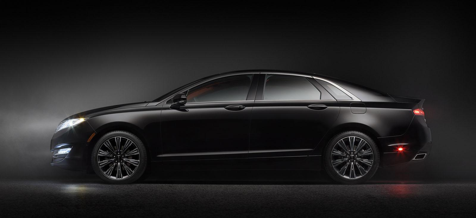 Lincoln Reveals Black Label Concepts Autoevolution