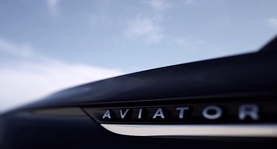 Lincoln Teases 2020 Aviator One Last Time Autoevolution