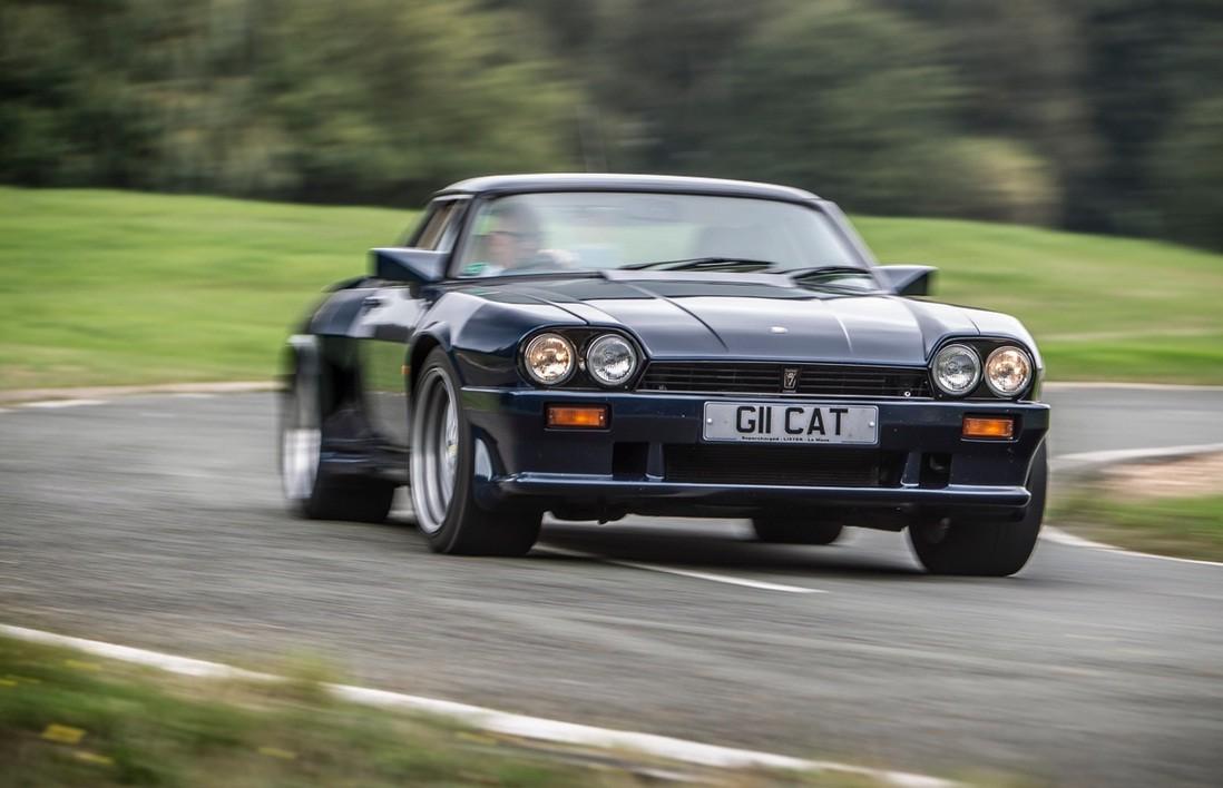 Lister Jaguar Xjs 7 0 Le Mans Coupe Heading To Auction