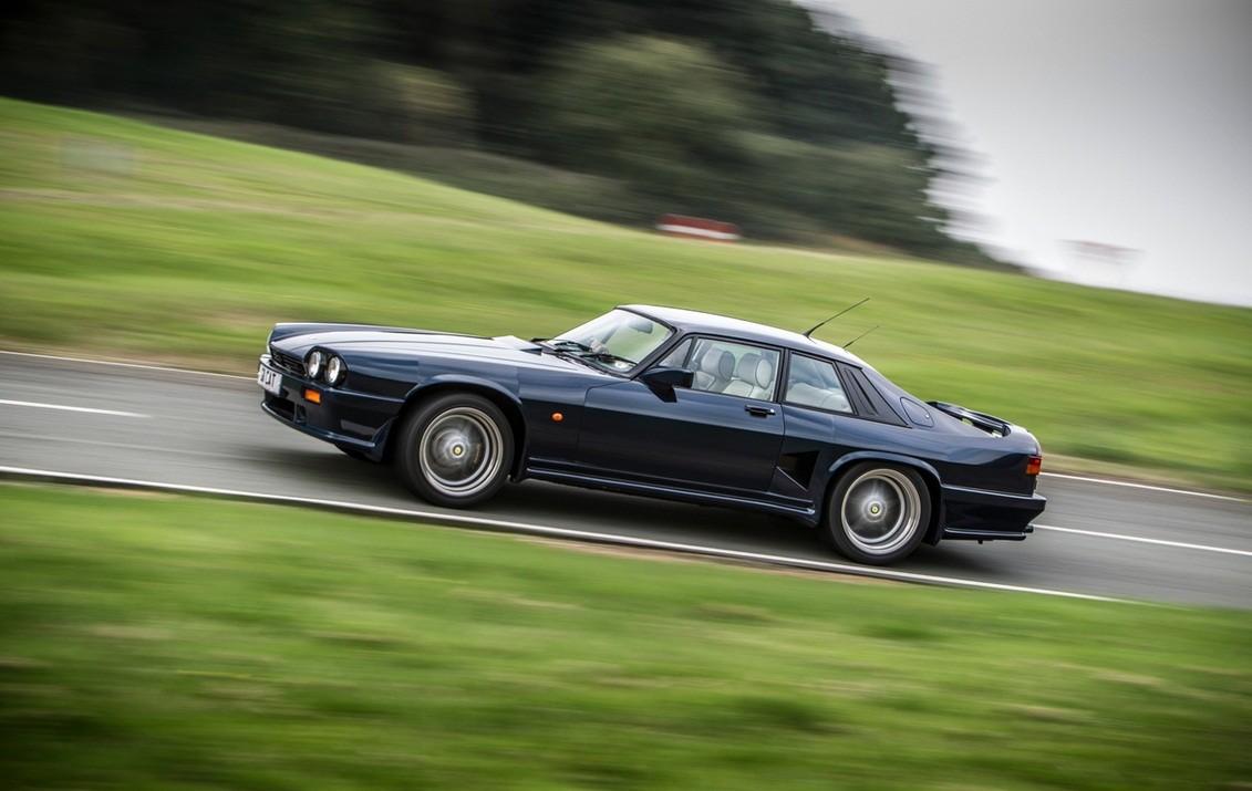 Lister Jaguar XJS 7.0 Le Mans Coupe Heading to Auction ... on