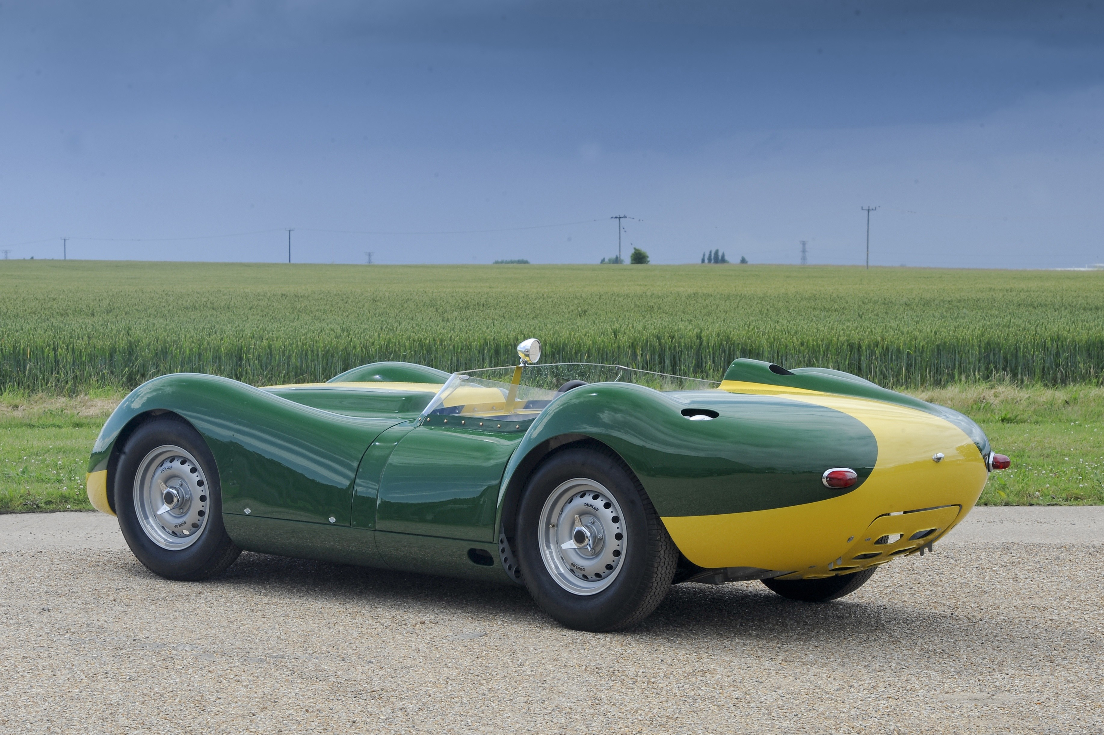 Subaru Diesel Usa >> Lister Jaguar Knobbly Stirling Moss Edition Is the Stuff ...