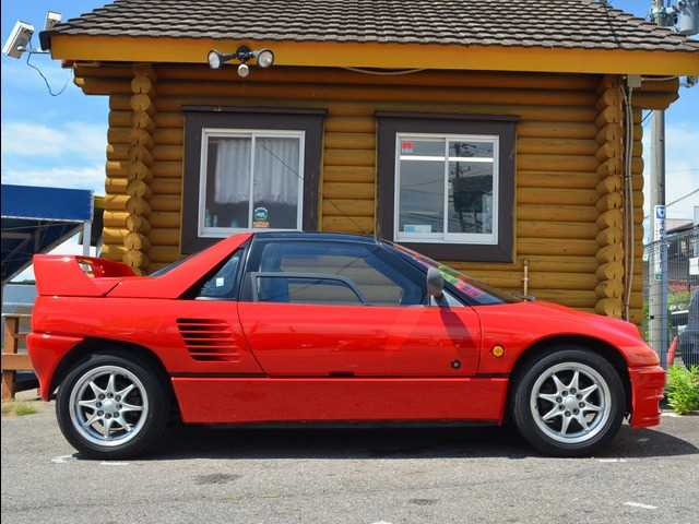Little Mazda Autozam AZ-1 Looking for a New Owner ...