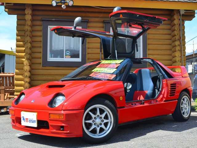 little mazda autozam az 1 looking for a new owner autoevolution. Black Bedroom Furniture Sets. Home Design Ideas