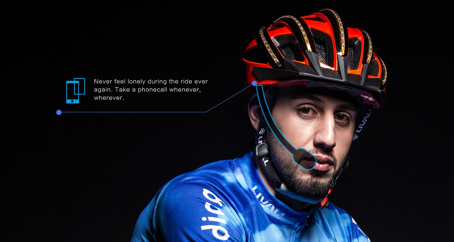 Livall Bling Is A Smart Cycling Helmet That Does It All Autoevolution