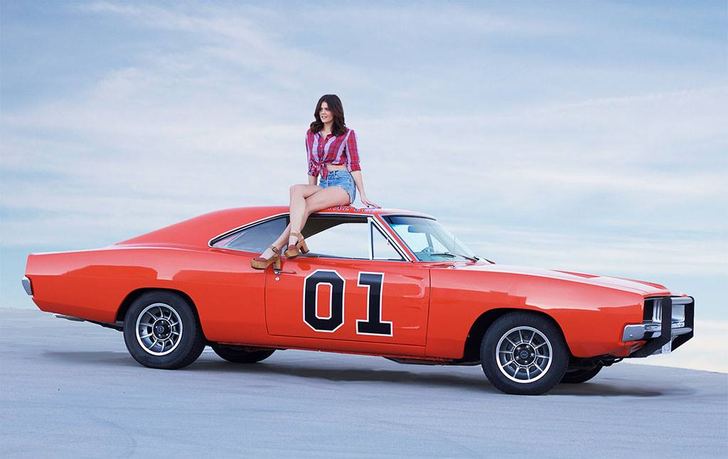 Car Pros Tacoma >> Live a Dukes of Hazard Fantasy with This 1969 Charger General Lee Rental and Daisy Duke ...