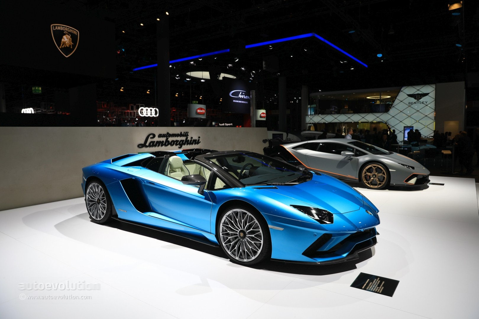 2018 Lamborghini Aventador S Roadster Rendered As The Supercar We Need Right Now Autoevolution