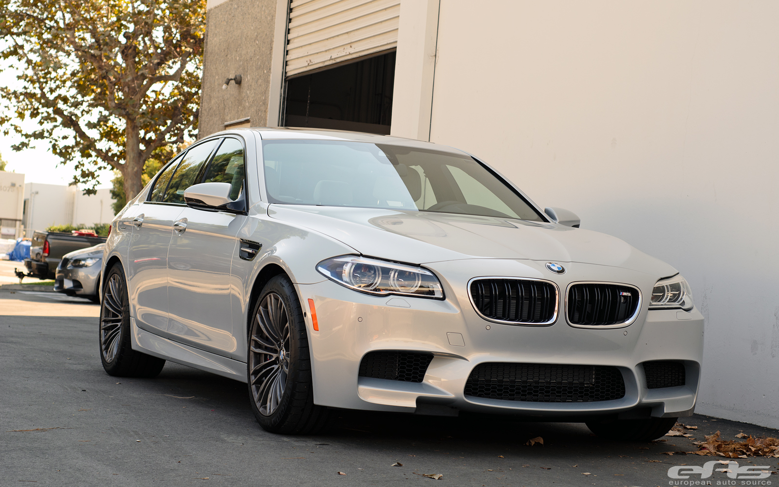 Live Photos Of The Lci Bmw F10 M5 At European Auto Source