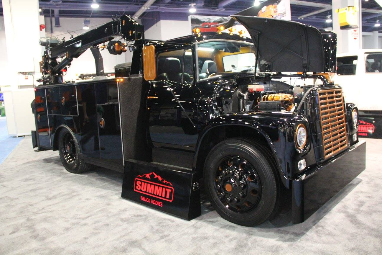 Summit Truck Bodies >> Loadstar 1700 Truck Gets Hellcat Engine Swap and Ram Chassis - autoevolution