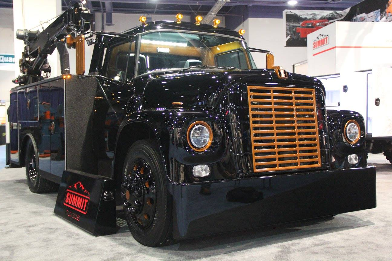 Loadstar 1700 Truck Gets Hellcat Engine Swap and Ram Chassis
