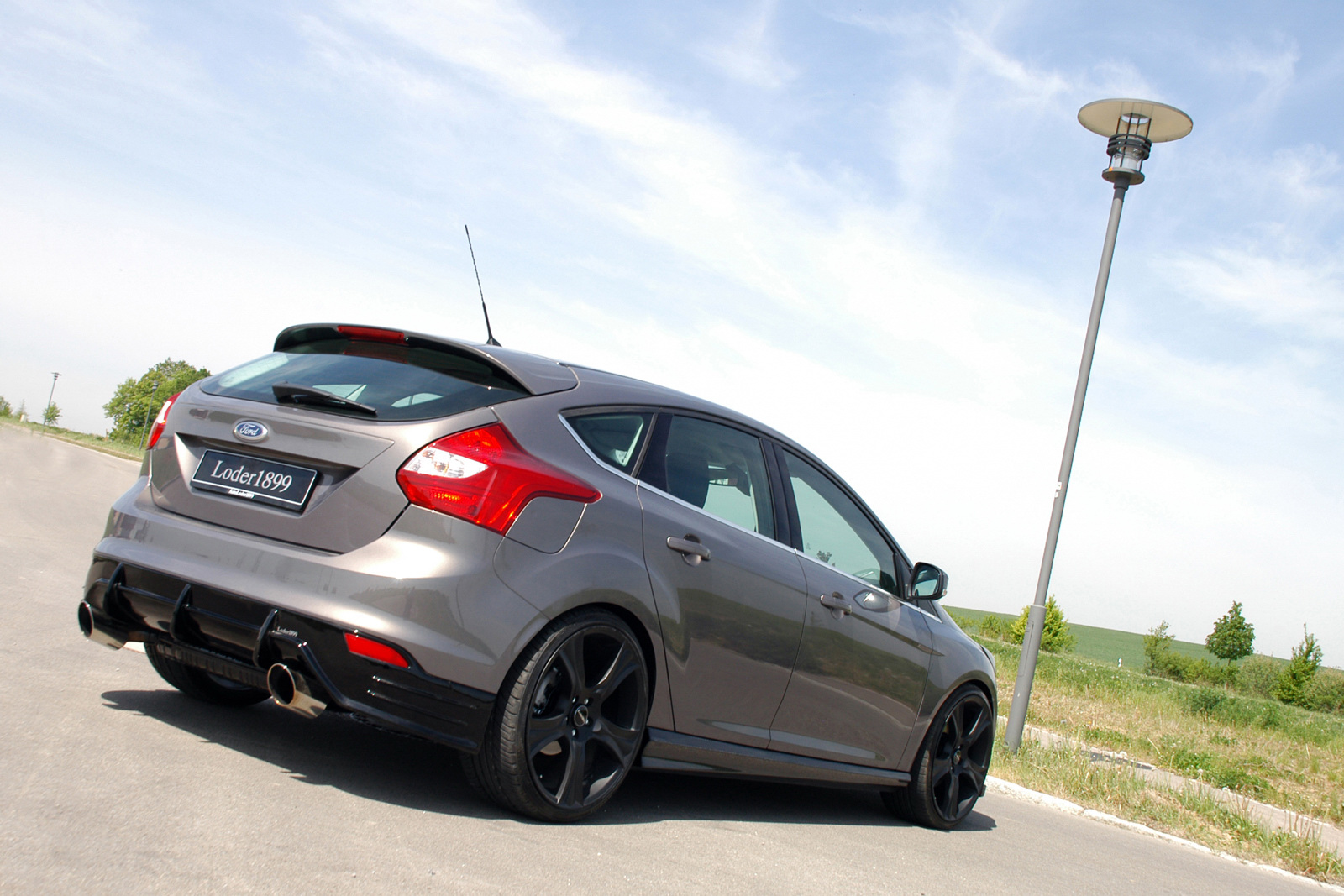 Loder1899 Tunes The All New Ford Focus Hatch Autoevolution