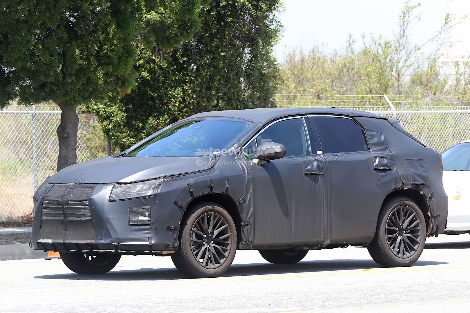 Lexus 7 Seater Suv >> Seven-Seat RX Confirmed: 2018 Lexus RXL Coming To 2017 L.A. Auto Show - autoevolution