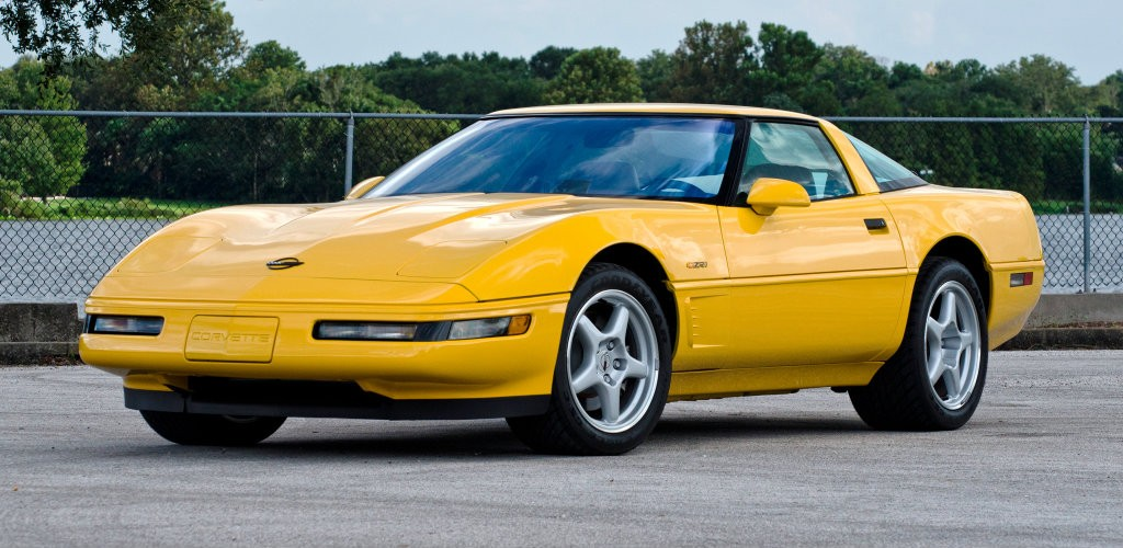 Looking Back at the Greatest and Most Awful Corvettes Ever Made