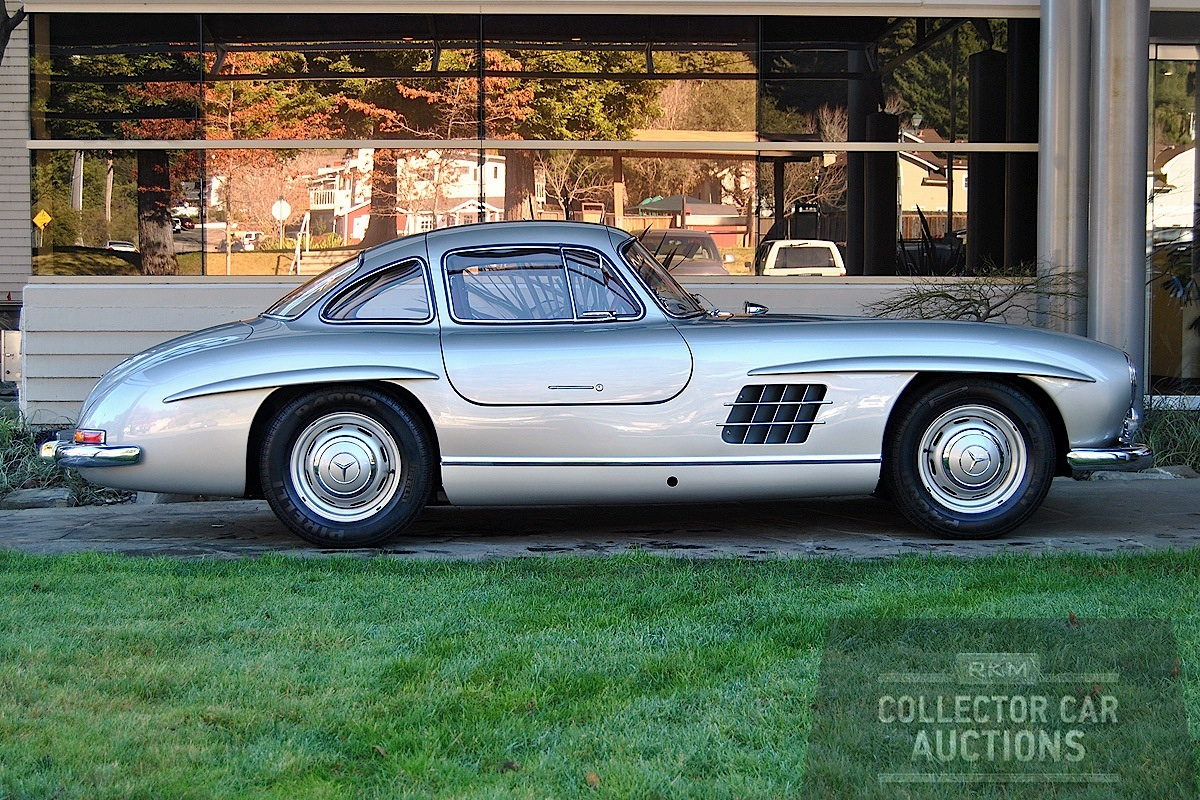 Lotec C1000 Clk Gtr Roadster And 300 Sl To Be Auctioned