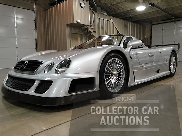 Lotec c1000 clk gtr roadster and 300 sl to be auctioned autoevolution - Mercedes benz garage london ...