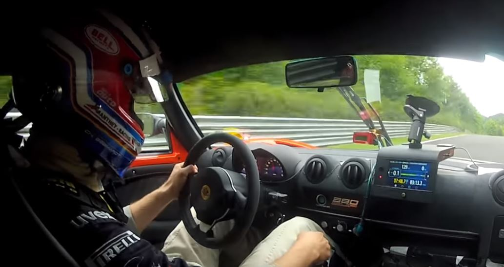 Lotus Exige Cup 380 Drops 7:48 Nurburgring Lap with Room to Spare ...