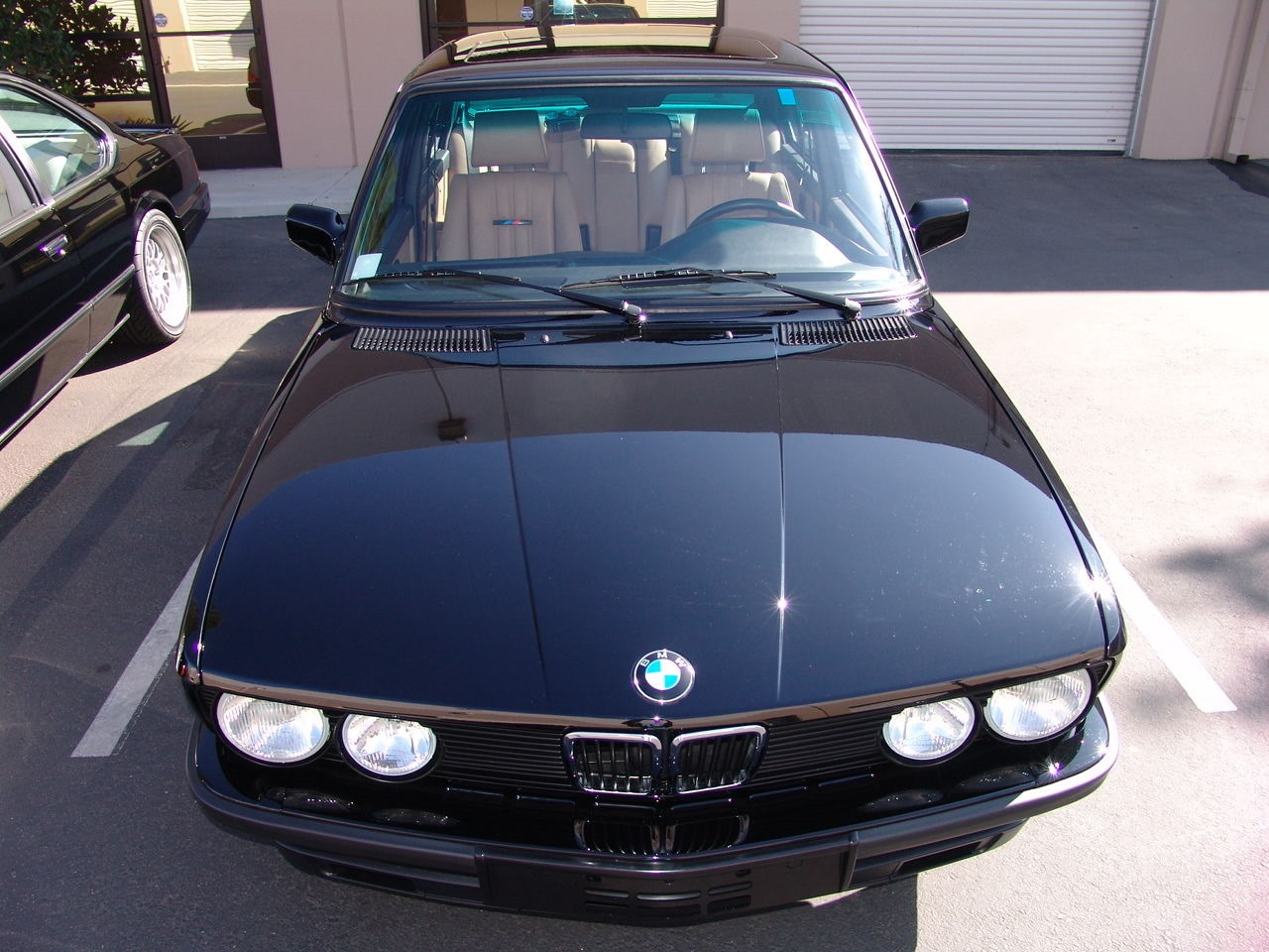 Low Mileage 1988 BMW M5 Previously Owned by Frank Gerber ...