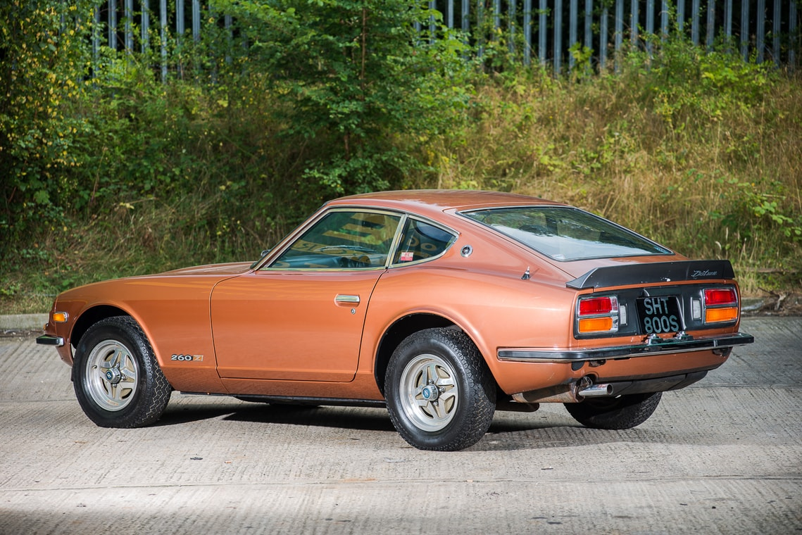 Low-Mileage Datsun 260Z Looking For a New Owner ...