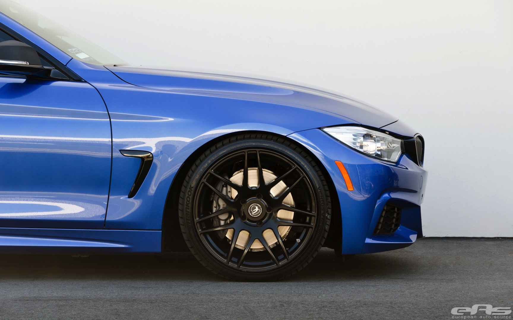 Lowered Estoril Blue BMW 435i Is Just Right - autoevolution