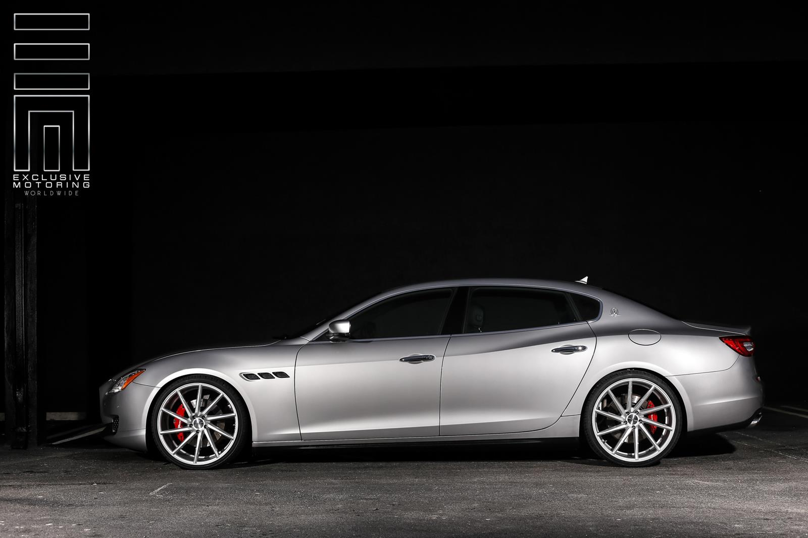 maserati quattroporte wheels lowered vossen important custom why q4 silver proves right metallic autoevolution cvt gray cars tuning carscoops