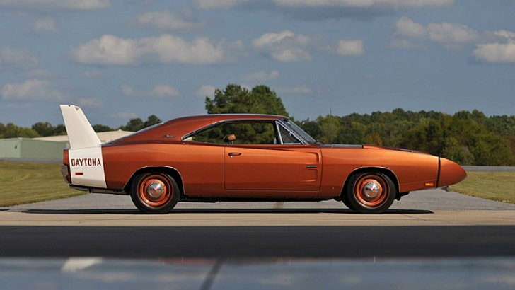 Lowest Mile Original 1969 Dodge Charger Daytona Is Heading