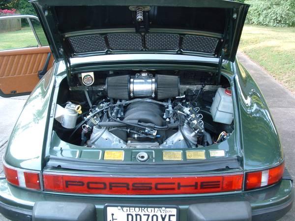 Ls1 V8 Engined Classic Porsche 911 Listed On Craigslist