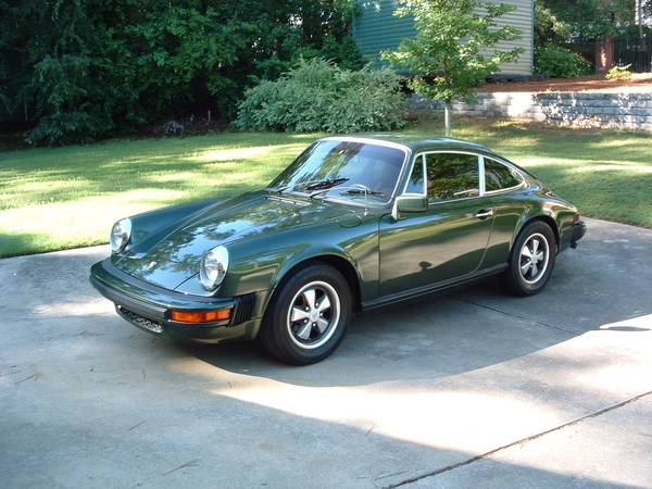 Ls1 V8 Engined Classic Porsche 911 Listed On Craigslist For 35 000