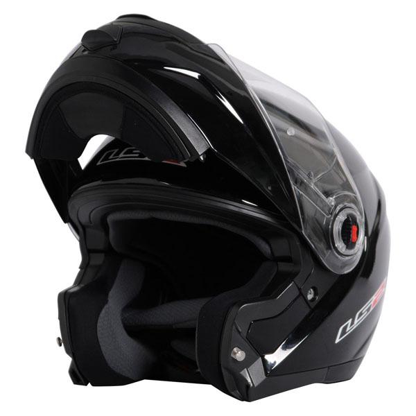 LS2 FF394 Epic Flip-Up Helmet Gets Snell Certification ...