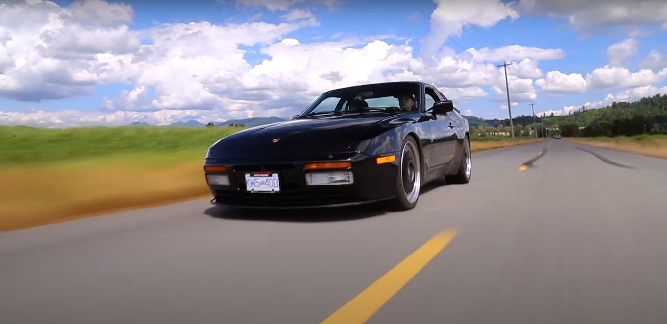 Ls3 Swapped Porsche 944 Turbo Will Make You Hate It And Love It At The Same Time Autoevolution