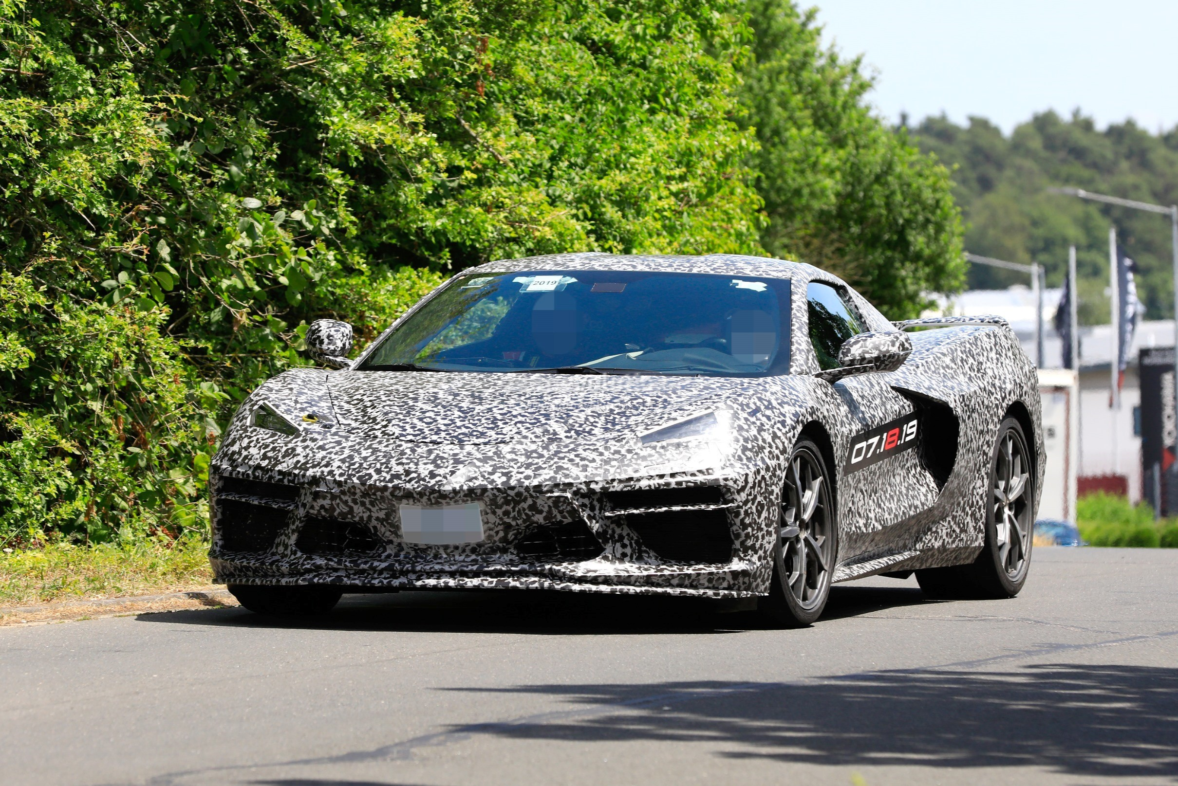 Lt2 V8 Engine In 2020 Chevrolet Corvette Expected To