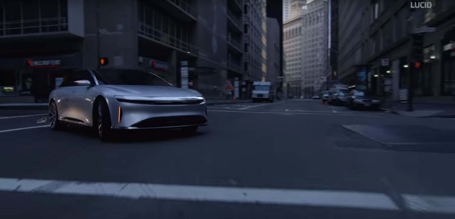 Lucid Motors Ready To Quot Revolutionize The Electric Car