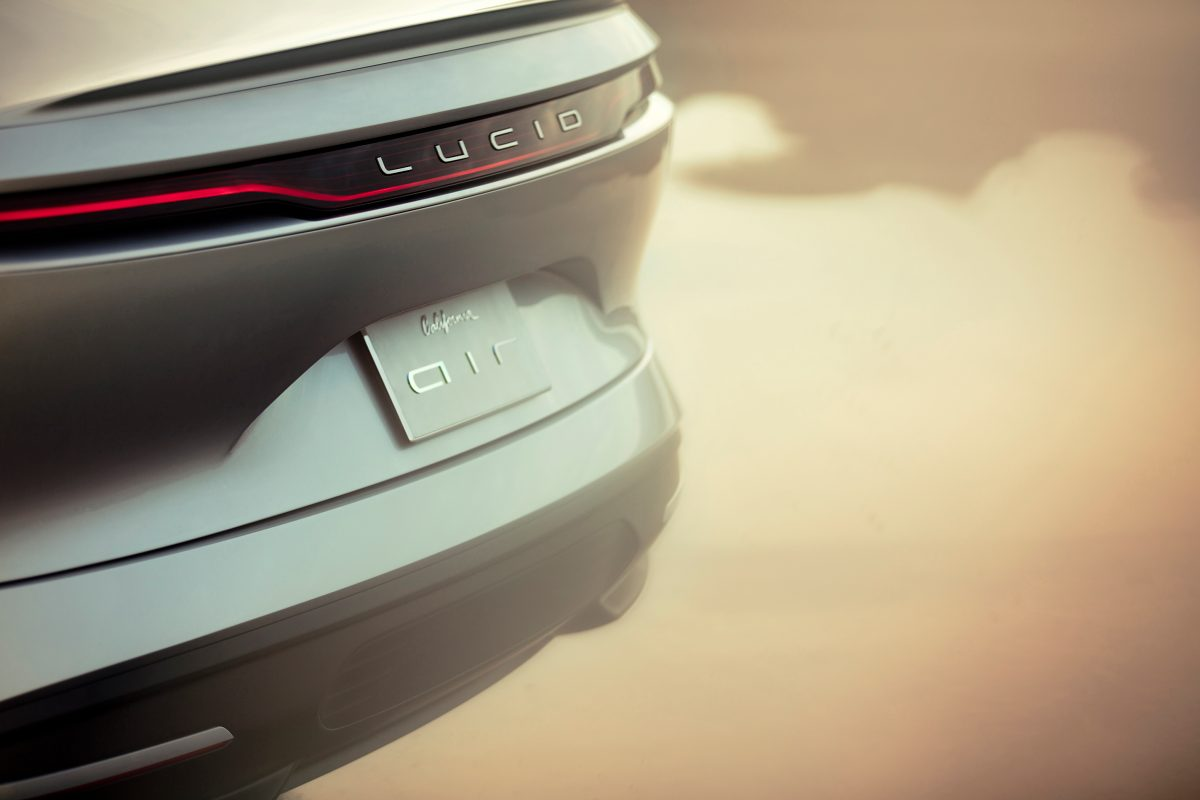 Lucid Motors Vp Of Design On The Air Ev We Target The German