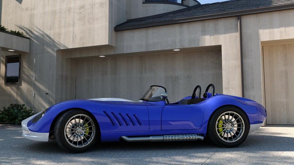 Lucra cars introduces 2013 lc470 supercar autoevolution