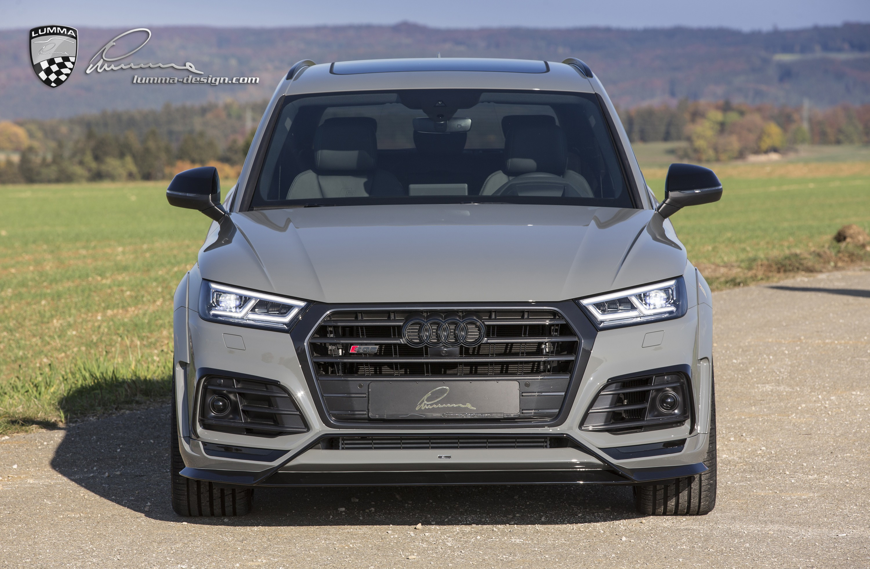 Lumma CLR 5S Body Kit for Audi SQ5 Is as Wide as Q7