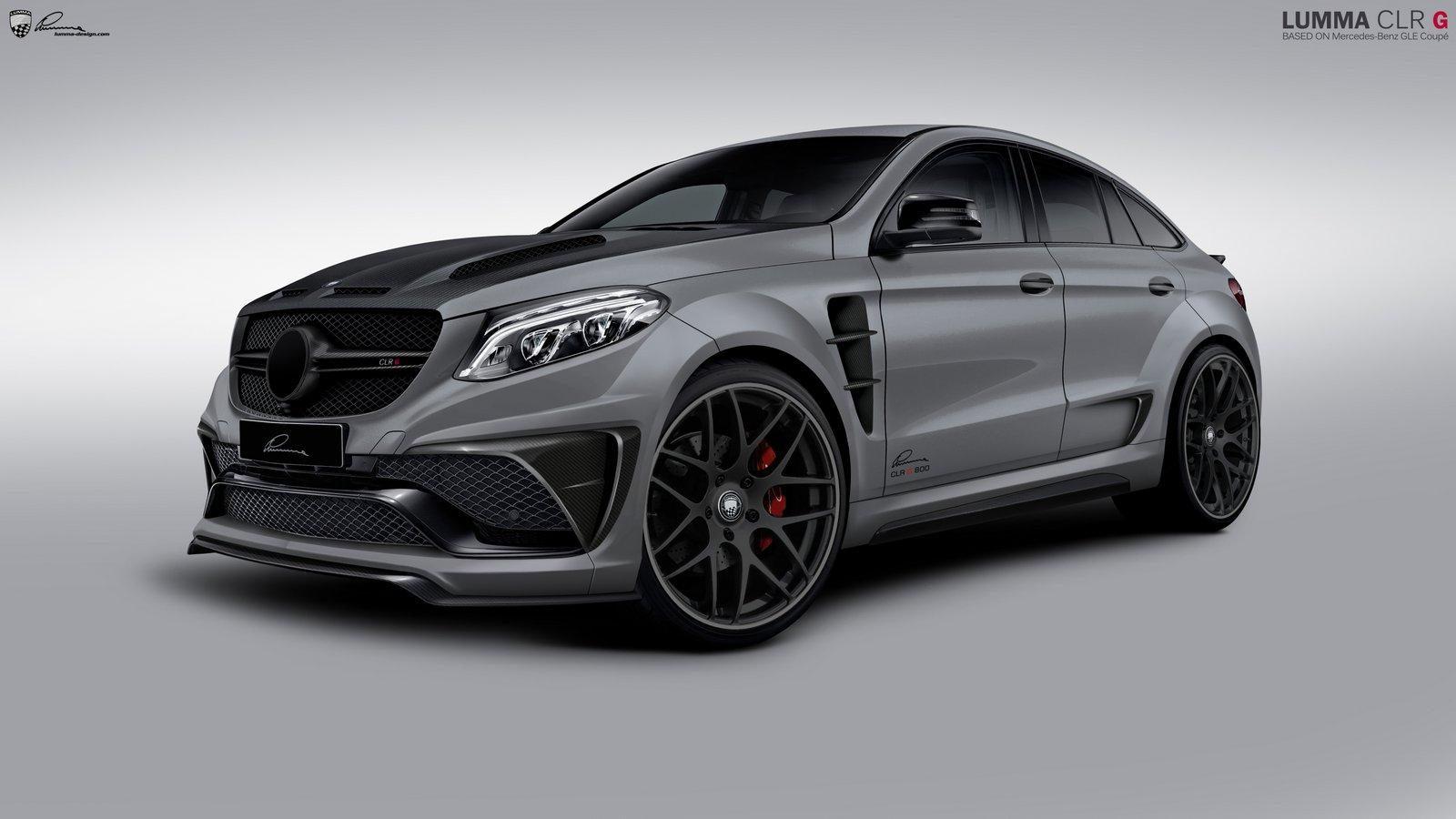 lumma clr g 800 is the lairiest looking gle63 coupe conversion yet autoevolution. Black Bedroom Furniture Sets. Home Design Ideas