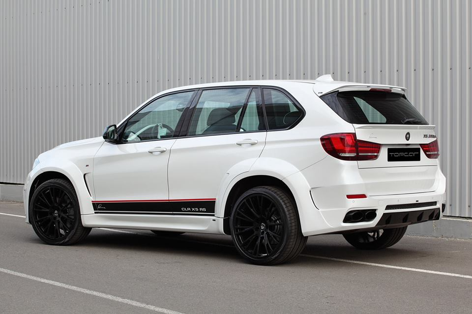Lumma Design Bmw X5 M50d Up For Sale In Russia Autoevolution