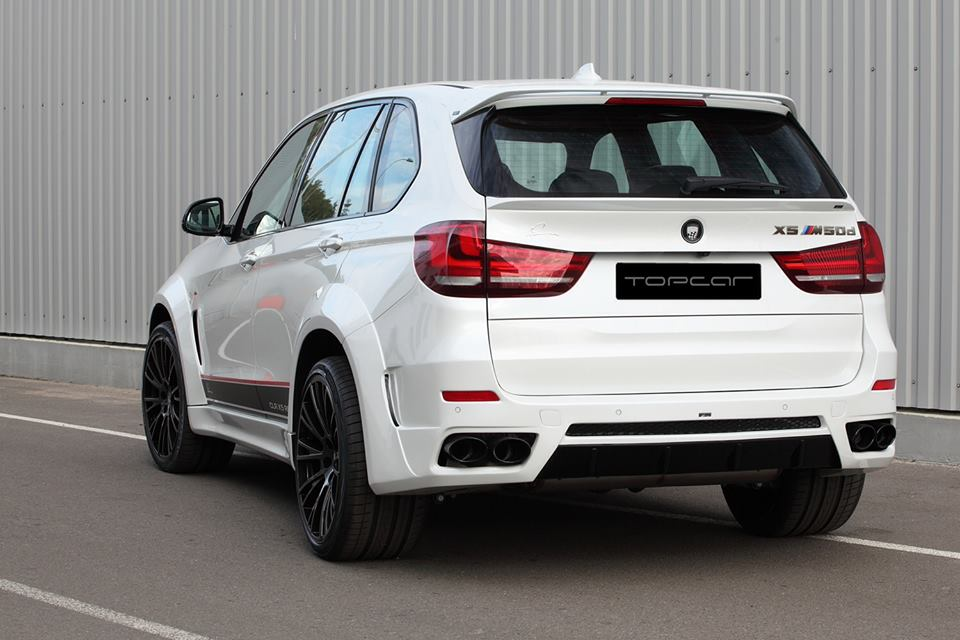 lumma design bmw x5 m50d up for sale in russia autoevolution. Black Bedroom Furniture Sets. Home Design Ideas