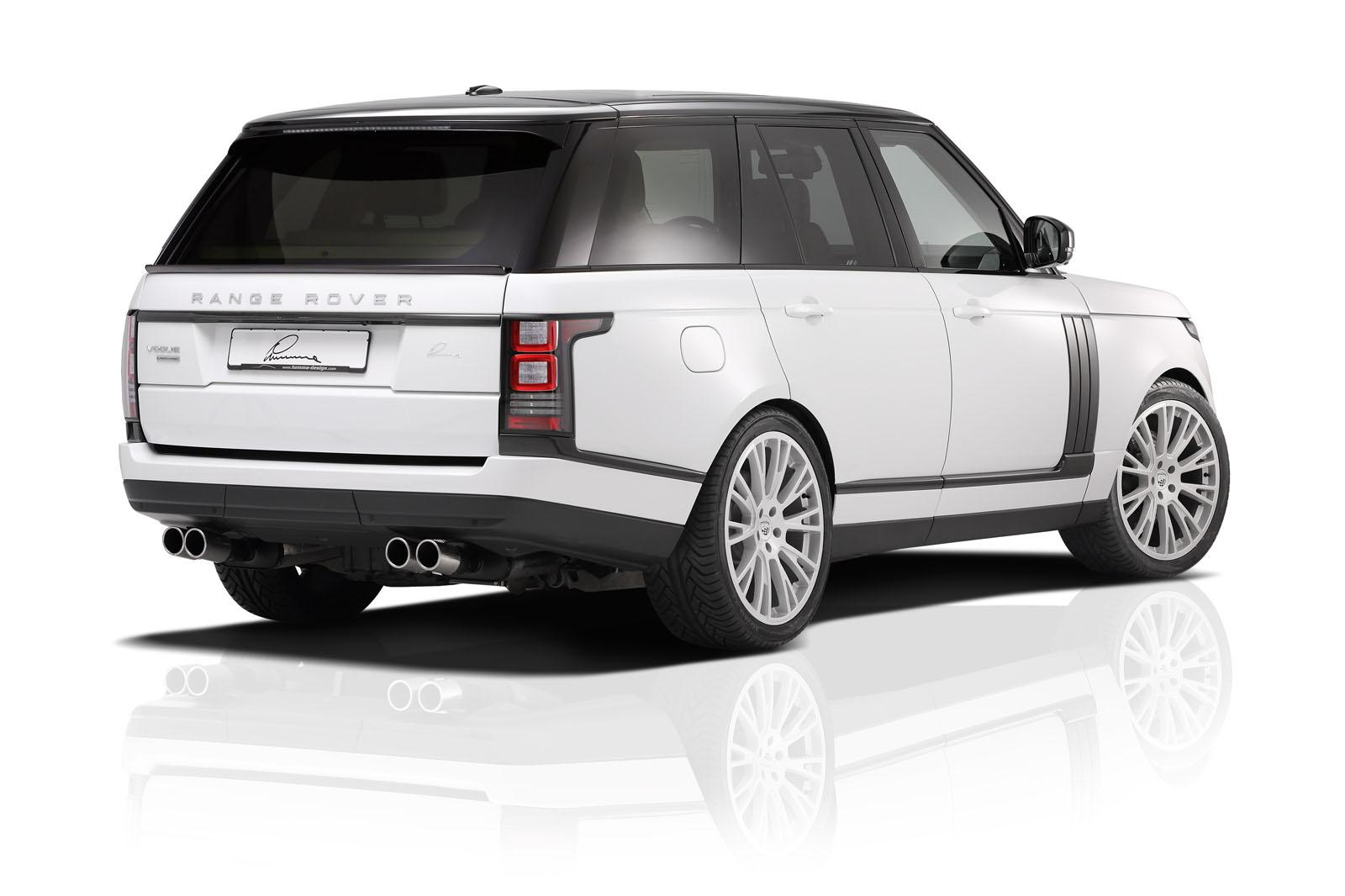 Lumma design improves new range rover with carbon fiber autoevolution